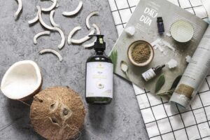 coconut oil for Your Skin and Hair