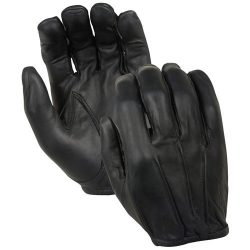 camping essentials-Leather Gloves